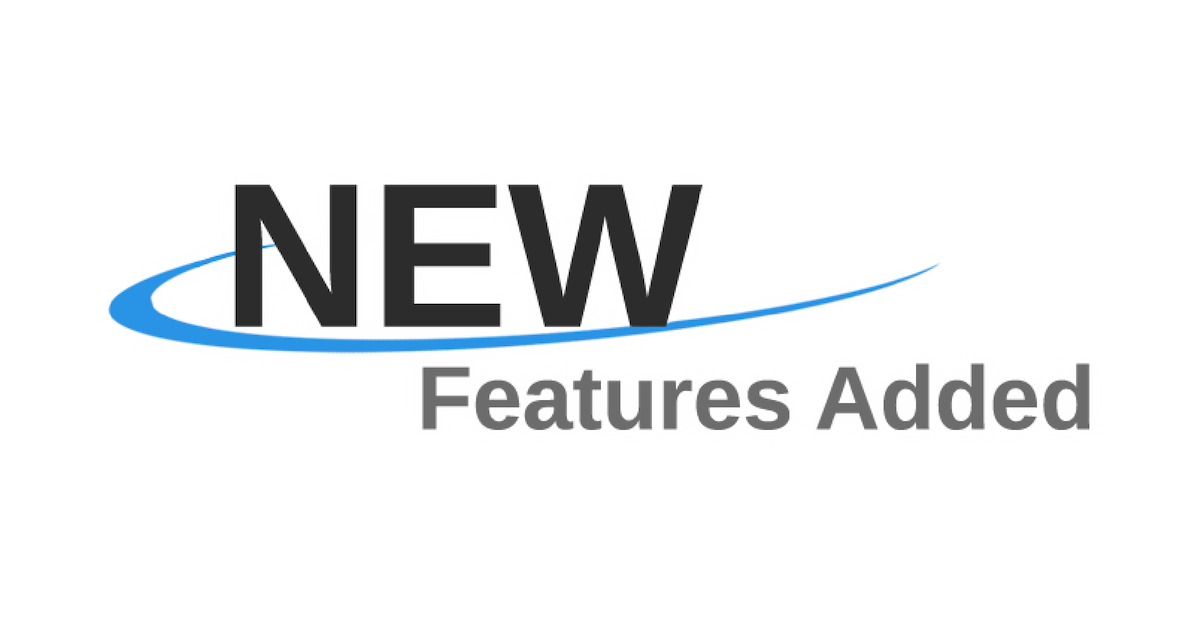 new-features-added